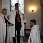 Rezeption zum Ritter des OMCT Tempelritterordens