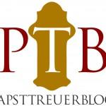 Logo PAPSTTREUERBLOG