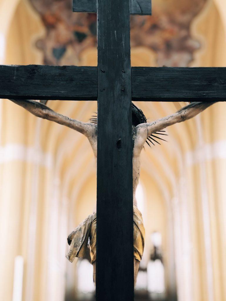 Symbolbild: Jesus am Kreuz