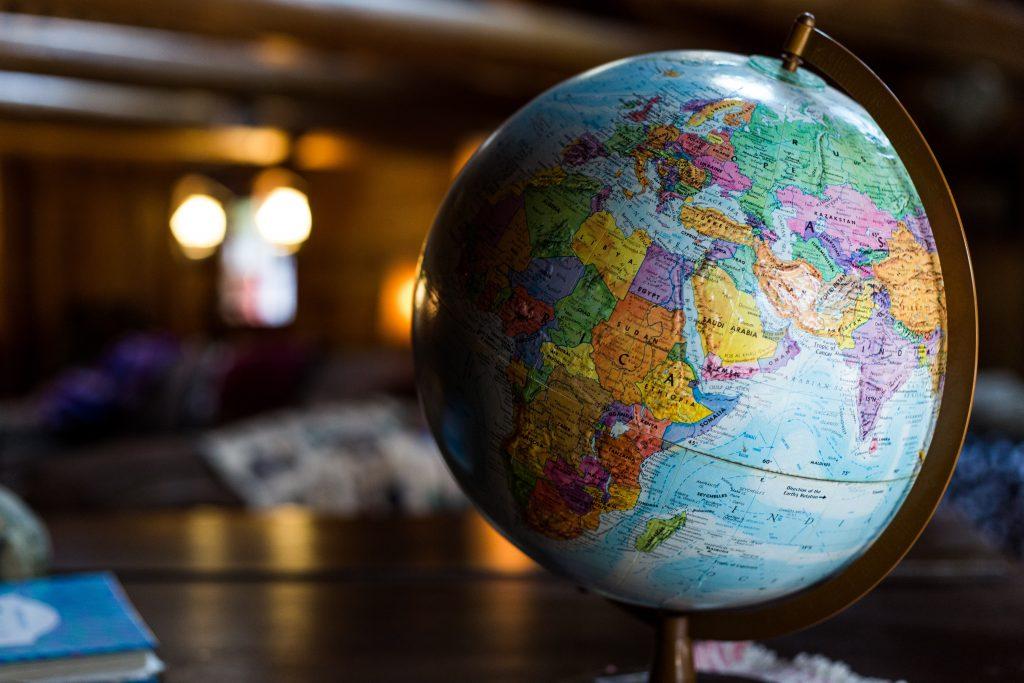 Symboldbild: Erde; Globus
