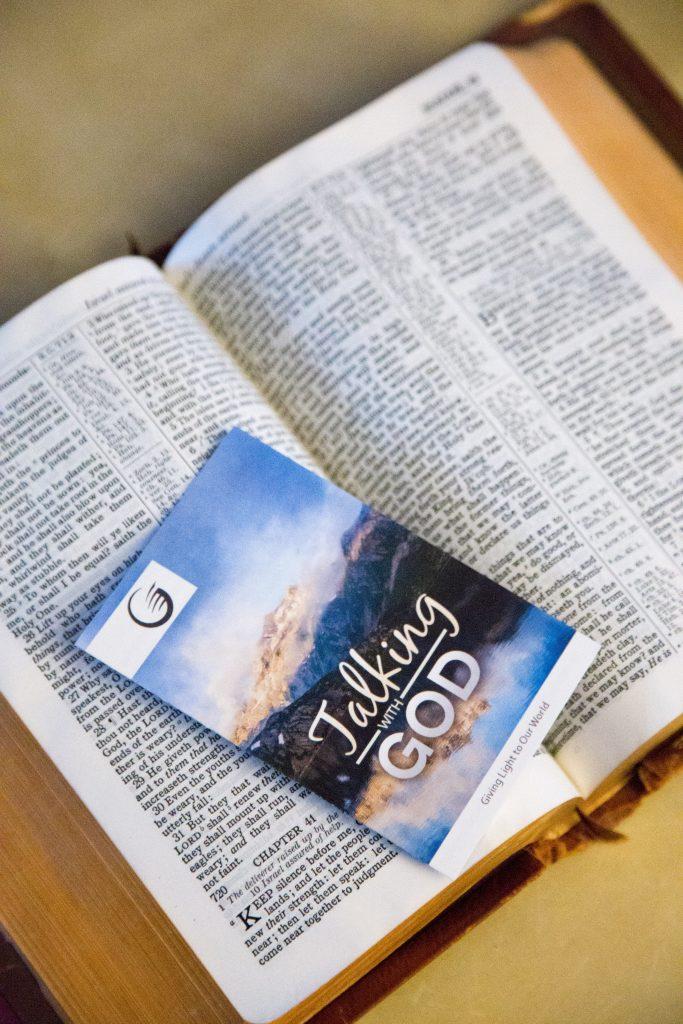 Symbolbild Wahrheit Bibel