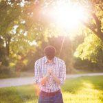 Symbolbild: Gottesfurcht; Gebet