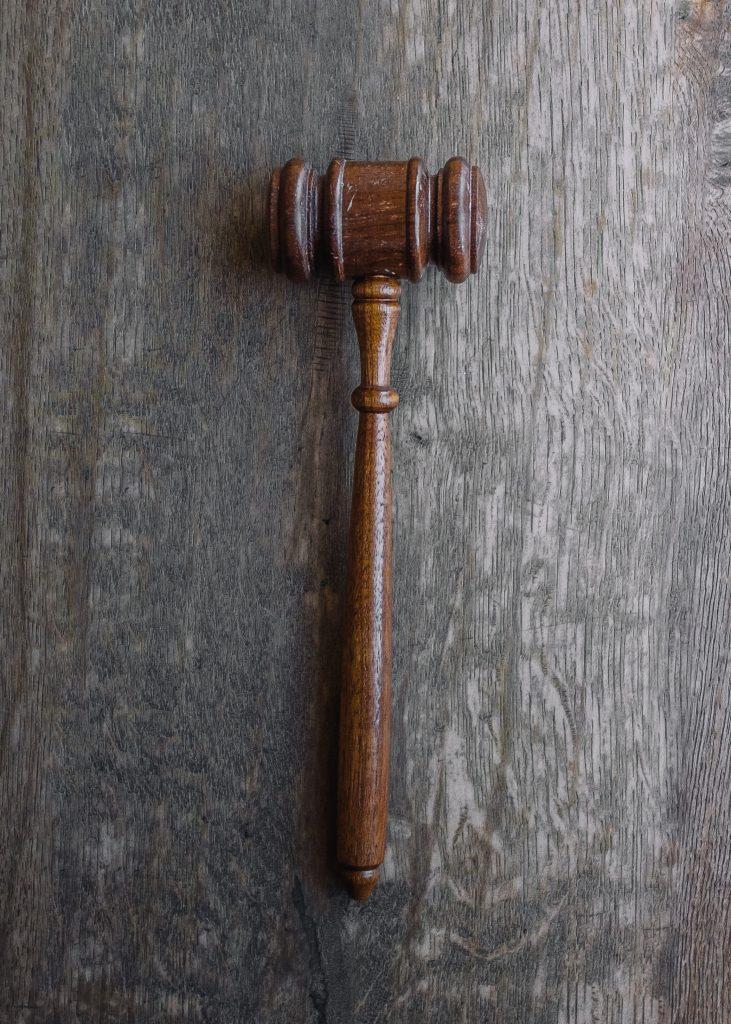 Symboldbild: Gesetz