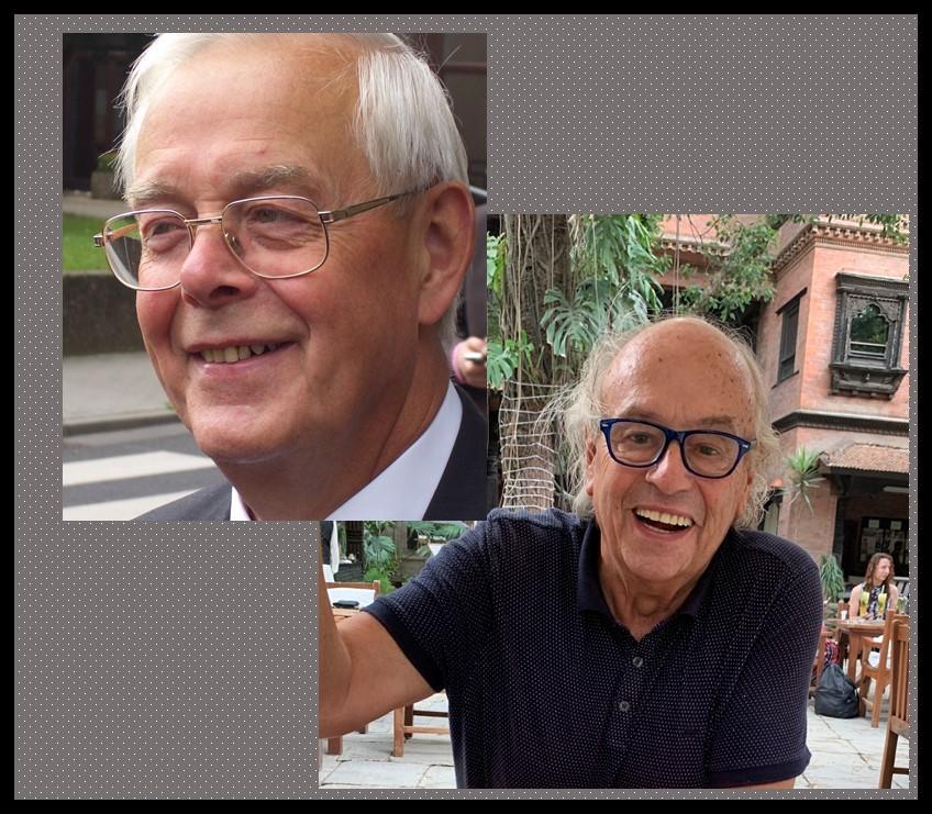Symbolbild: Papa und Onkel