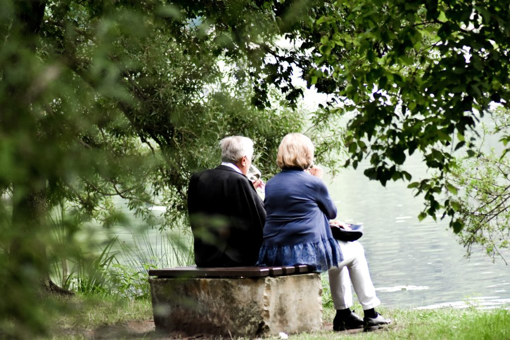 Symbolbild: Großeltern